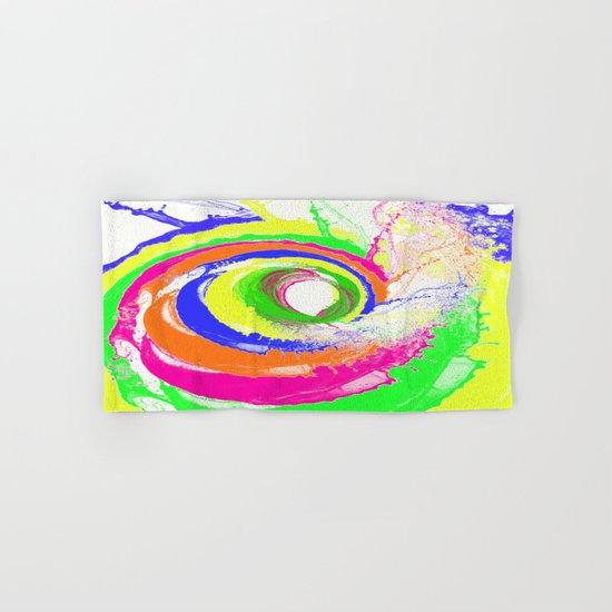 Whirlpool of Colour Hand & Bath Towel