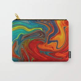 Duochrome Carry-All Pouch