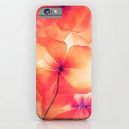 Photo flower iPhone Case