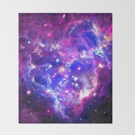 Galaxy. Throw Blanket