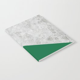 Concrete Arrow Forest Green #326 Notebook