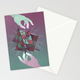 Mindgames Stationery Cards