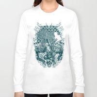 imagination Long Sleeve T-shirts featuring imagination  by gupikus