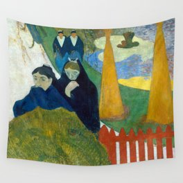 1888 - Gauguin - Arlésiennes (Mistral) Wall Tapestry