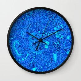 Jaw-dropper Wall Clock