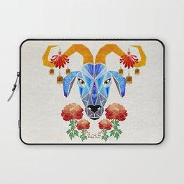 chinese goat Laptop Sleeve