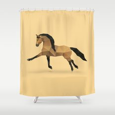 Horse. Shower Curtain