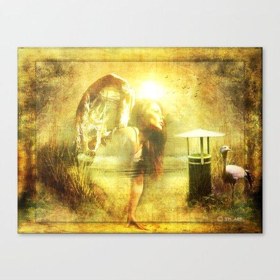 Angel Spirit Canvas Print