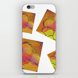 SquaLiptical iPhone Skin