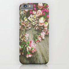She Had a Spirit That Was Wild and Free Slim Case iPhone 6s
