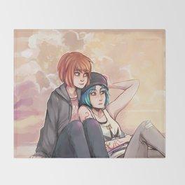 Life Is Strange Throw Blanket