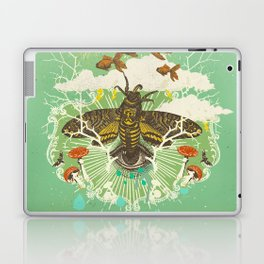 EVENING PSYCHEDELIA Laptop & iPad Skin