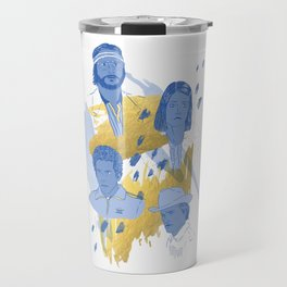 The Royal Tenenbaums Travel Mug