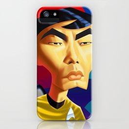 George Takei, Hikaru Sulu. iPhone Case