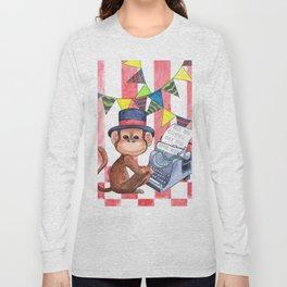 Not My Circus, Not My Monkeys Long Sleeve T-shirt
