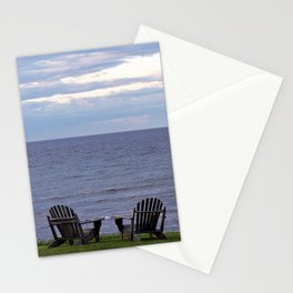 Seating by the Sea Stationery Cards