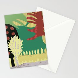The little forest Stationery Cards