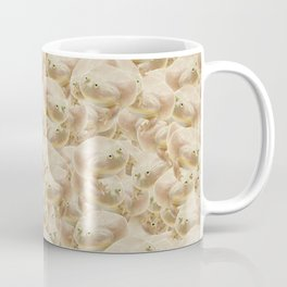 Wednesday Frog Pattern Coffee Mug
