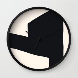 Architecture no. 2 Wall Clock