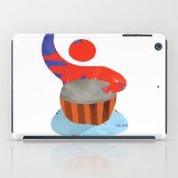 drum iPad Cases featuring Own drum by ArtistArt