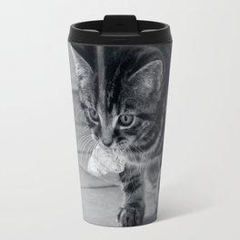 Kitty Kill Practice Travel Mug