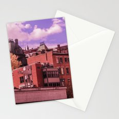 Sherbrooke by Jean-Françcois Dupuis Stationery Cards