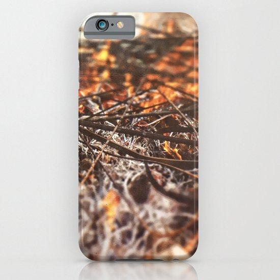 Burn iPhone & iPod Case