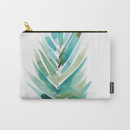 Palm leaf Carry-All Pouch