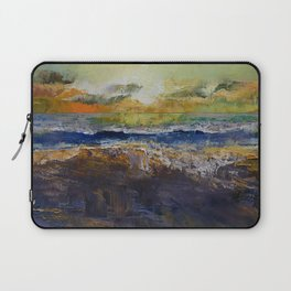 California Waves Laptop Sleeve
