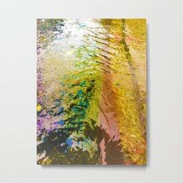 Into The Liquid Metal Print