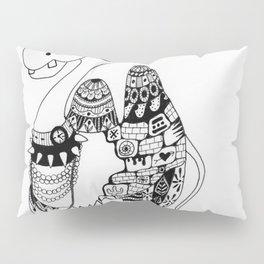 Camille the Capricious Camel Pillow Sham
