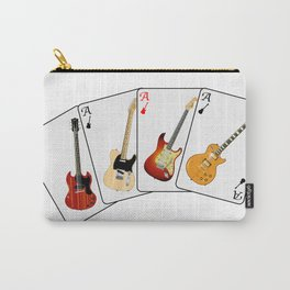 Guitar Hand Carry-All Pouch