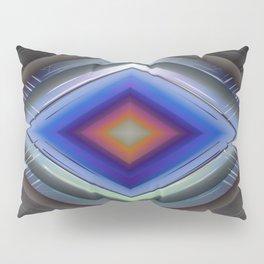 Diamonds On Steel Pillow Sham