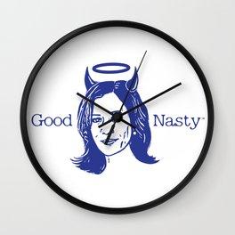 Good Nasty™ Wall Clock