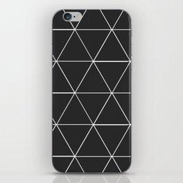 Triangles iPhone Skin