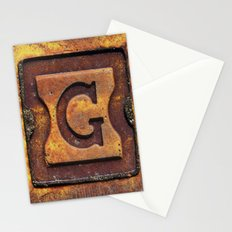 G Force Stationery Cards