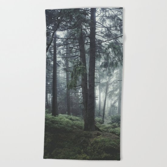 Path Vibes Beach Towel