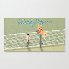 Wendy Peffercorn Canvas Print