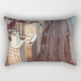 Tiny Cars #2 Rectangular Pillow