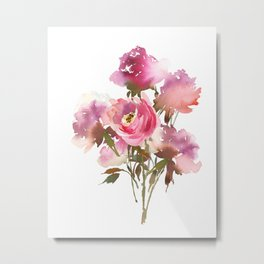 Flower bouquet II Metal Print