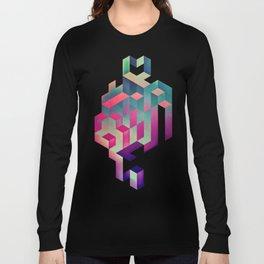 isyhyrtt dyymyndd spyyre Long Sleeve T-shirt