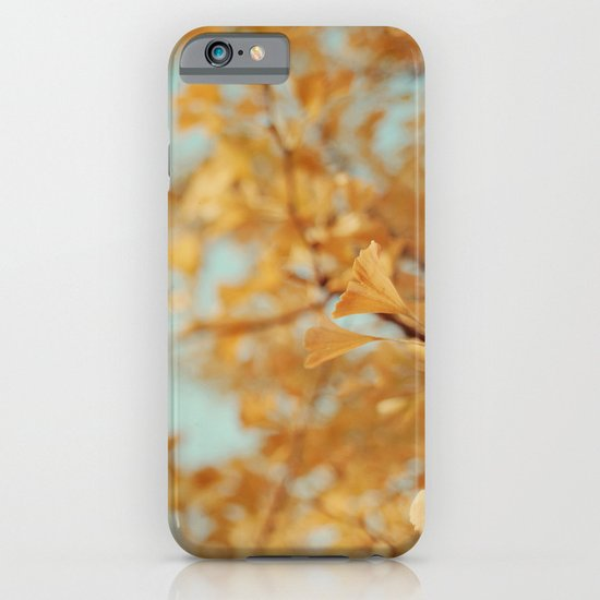 Ginkgo #6 iPhone & iPod Case