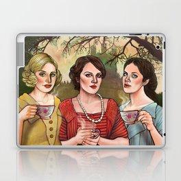 The Crawley Sisters Laptop & iPad Skin