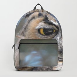 Owl Wink Backpack