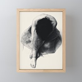 Lost Framed Mini Art Print