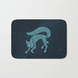 Star Fox (Vulpes astra) Bath Mat