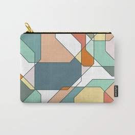 Desert Polygons Carry-All Pouch