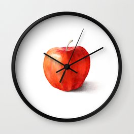 The Apple Wall Clock