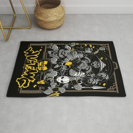 Wu Tang Forever Rug