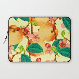 Summer fruit pattern #society6 Laptop Sleeve